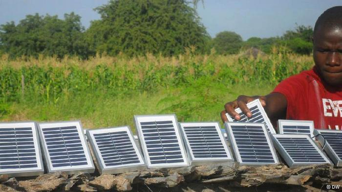 Small scale solar promises big results in Africa