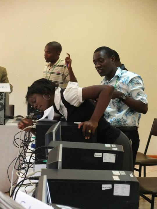 Computer Repair and Maintenance in Africa