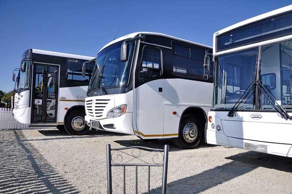 Bus Rapid Transit in Africa