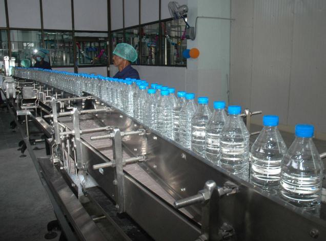 drinking water industria in Africa