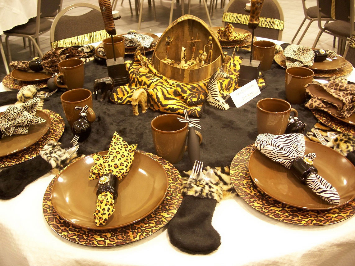 African Decor Africa Home
