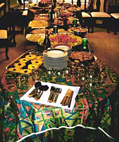 Catering, African Cuisine