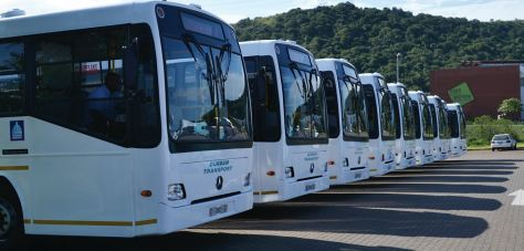 Bus commuters to benefit in Africa