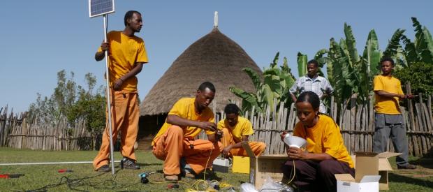 New Program Brings Clean Energy to Africa