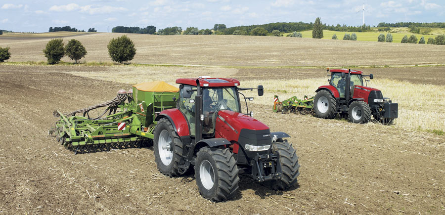 Tractors are the leading provider of agricultural tractors in Africa