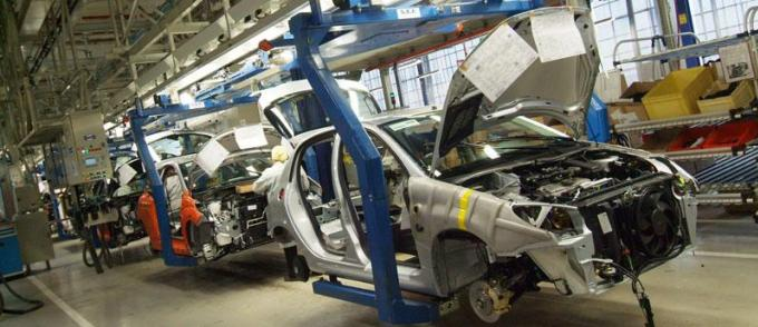 Automobile Industry of Africa