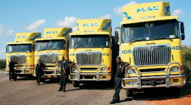 Logistics provider specialising in Africa