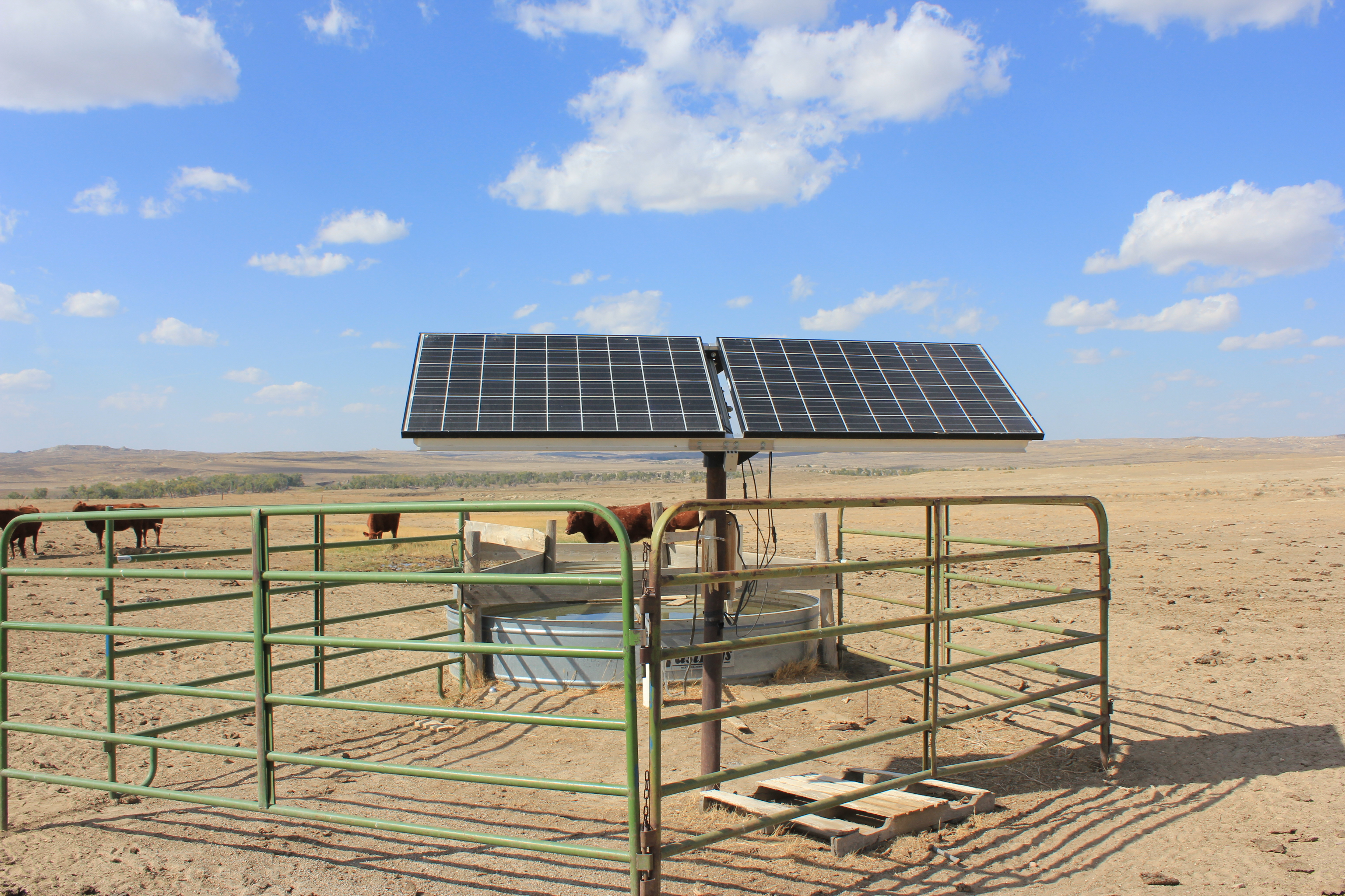 Solar Water Pumping in Africa