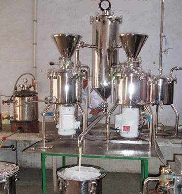Soya Milk Extration in Africa