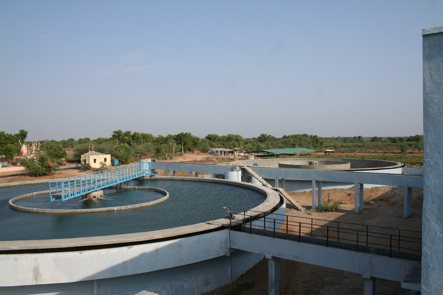 Water Purification Plant in Africa