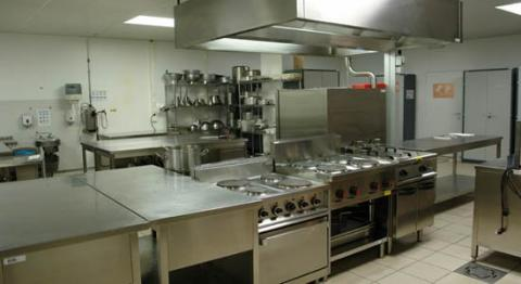 Project Kitchen Equipment in Africa