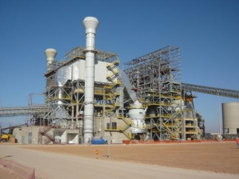 Cement Expected in Cameroon