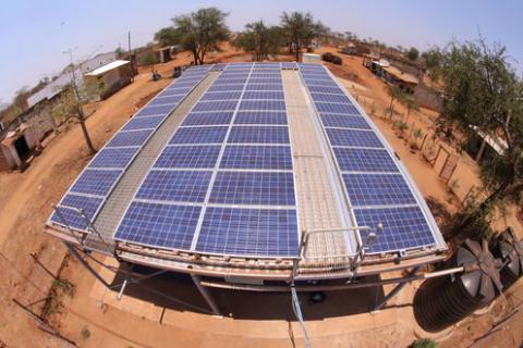 Solar power Views & Research