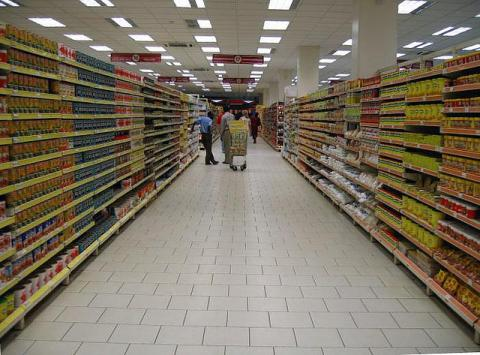 Local retail Supermarkets