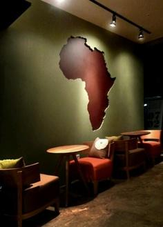 Africa Coffee Shop
