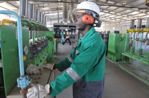 Africa become the manufacturing hub of the future