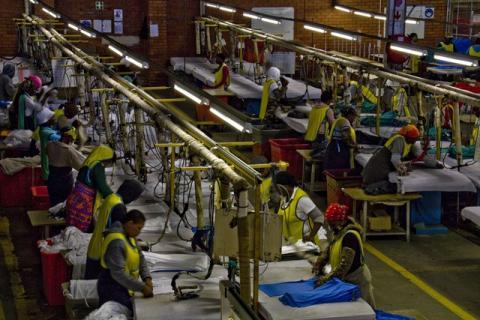 Africa manufacture