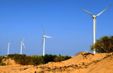 Africa's Biggest Windfarm is Officially