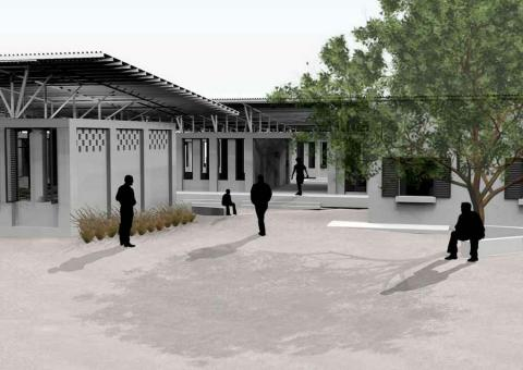 Burkina Faso School Buildings