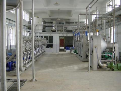 Africa: Cassava Starch Production Machinery