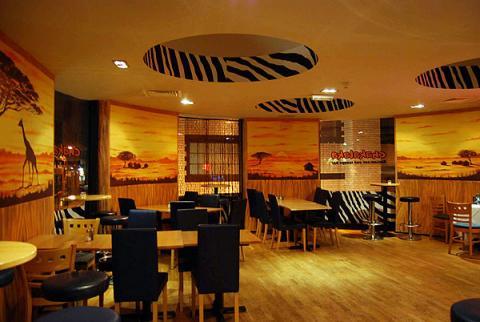 African Scenes Restaurant