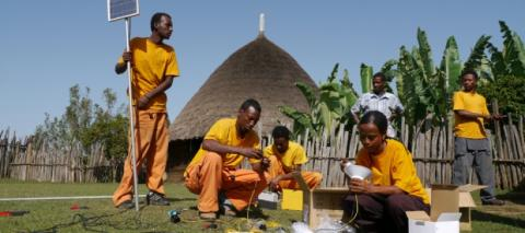 New Program Brings Clean Energy to Africa