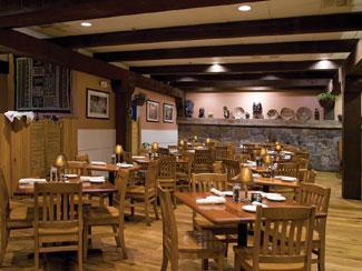 restaurant  African style pub