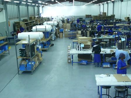 Africa's textile industry