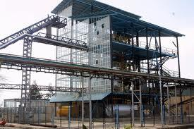 Oil Extraction Plant in Africa