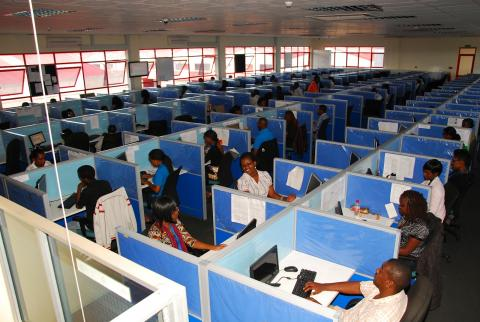 Business Process Outsourcing in Africa