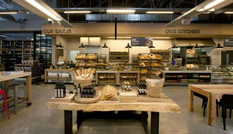 Retail food south africa